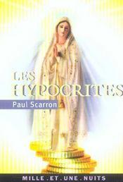 Les Hypocrites - Intérieur - Format classique