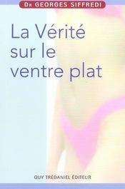 La Verite Sur Le Ventre Plat - Intérieur - Format classique
