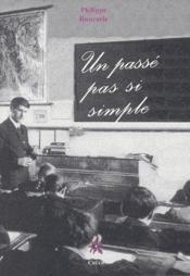 Un passé pas si simple - Couverture - Format classique