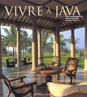 Vivre A Java - Intérieur - Format classique