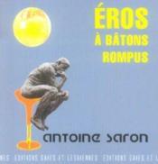 Eros A Batons Rompus - Couverture - Format classique