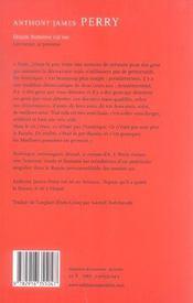 Douze histoires cul-sec ; un roman, je présume - 4ème de couverture - Format classique