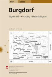Burgdorf - Couverture - Format classique