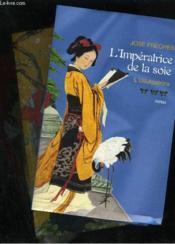 L'Imperatrice De La Soie - 3 Tomes - Couverture - Format classique