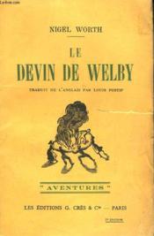 Le Devin De Welby - Couverture - Format classique