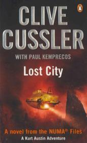 Vente livre :  LOST CITY - NUMA FILES  - Clive Cus Kemprecos