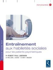 Entrainement Habiletes Sociale - Couverture - Format classique