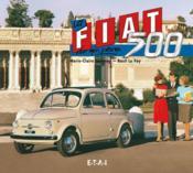La Fiat 500 De Mon Pere - Couverture - Format classique