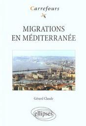 Migrations En Mediterranee - Intérieur - Format classique