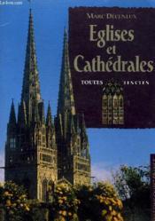 Églises et cathédrales - Couverture - Format classique