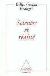 Sciences et realite - Intérieur - Format classique