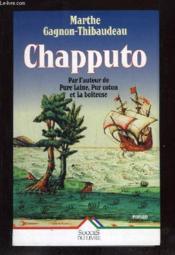 Chapputo - Couverture - Format classique