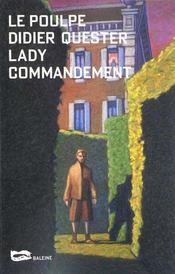 Lady commandement - Intérieur - Format classique