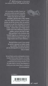 Mes modeles ou les femmes nues a l'atelier - 4ème de couverture - Format classique