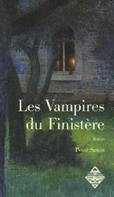Les vampires du finistère - Couverture - Format classique