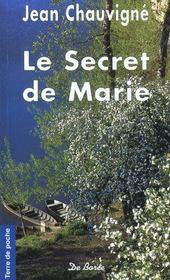Secret De Marie (Le) - Intérieur - Format classique