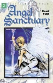 Angel sanctuary t.2 - Couverture - Format classique