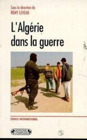 Algerie dans la guerre - Couverture - Format classique