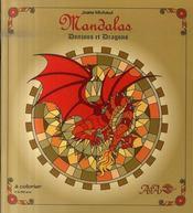 Mandalas ; donjons et dragons - Intérieur - Format classique