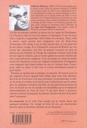 La Saga Des Emigrants T.2 La Traversee - 4ème de couverture - Format classique