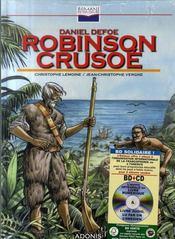 Robinson Crusoë - Intérieur - Format classique