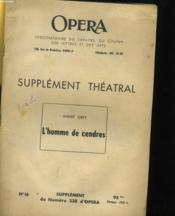 Opera N°16 - Couverture - Format classique