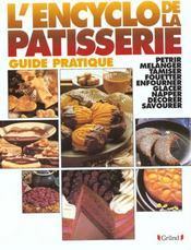 L'Encyclo De La Patisserie - Intérieur - Format classique