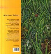 Aissata et Tatihou - 4ème de couverture - Format classique