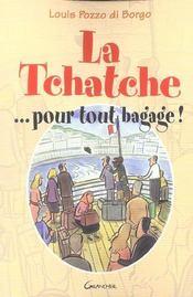 La Tchatche ... Pour Tout Bagage ! - Intérieur - Format classique