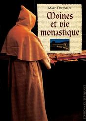 Moines et vie monastique - Intérieur - Format classique