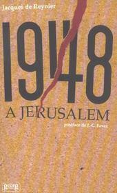 1948 A Jerusalem - Intérieur - Format classique