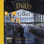Carnet De Paris Les Gares - Intérieur - Format classique