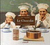 Le Chocolat. - Intérieur - Format classique