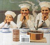 Le Chocolat. - 4ème de couverture - Format classique