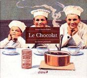 Le Chocolat. - Couverture - Format classique
