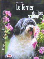 Terrier Du Tibet (Le) - Couverture - Format classique
