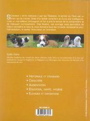 Terrier Du Tibet (Le) - 4ème de couverture - Format classique
