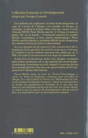 L'Afrique Peut Gagner - 4ème de couverture - Format classique