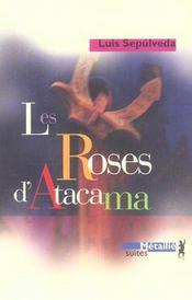 Les roses d'Atacama - Intérieur - Format classique