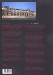 Orsay La Peinture En Francais - 4ème de couverture - Format classique