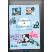 Antiseptie Et Desinfection - Couverture - Format classique