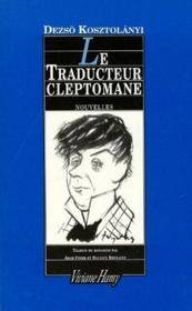 Le traducteur cleptomane - Couverture - Format classique