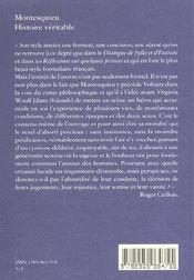 Histoire Veritable - 4ème de couverture - Format classique