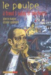 Poulpe 10. A Freud ! Sales Et Mechants (Le) - Intérieur - Format classique