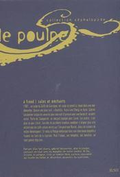 Poulpe 10. A Freud ! Sales Et Mechants (Le) - 4ème de couverture - Format classique