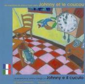 Johnny Et Le Coucou Francais Italien - Couverture - Format classique
