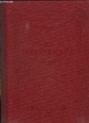 Les Romanesques. Comedie En Trois Actes En Vers. - Couverture - Format classique