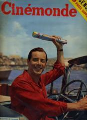 CINEMONDE - 23e ANNEE - N° 1094 - Une journée de vanaces avec GEORGES GUETARY - Couverture - Format classique