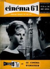 Cinema 61 N° 59 - Actor'S Studio - Couverture - Format classique