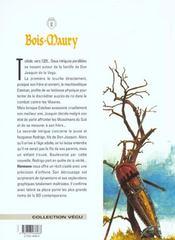 Les tours de Bois-Maury t.12 ; Rodrigo - 4ème de couverture - Format classique